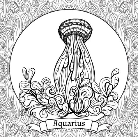 coloring pages zodiac signs 1000 images about colouring zodiac signs on
