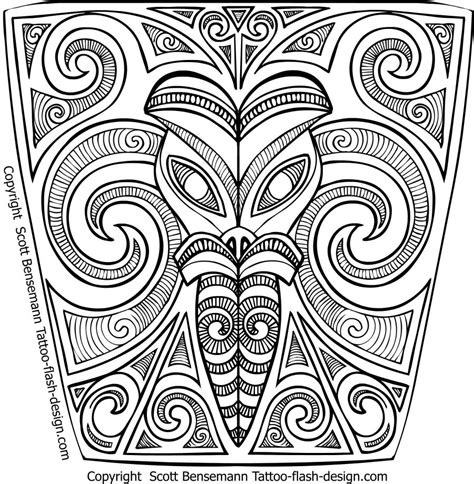 free tribal maori tattoo sleeve designs forearm