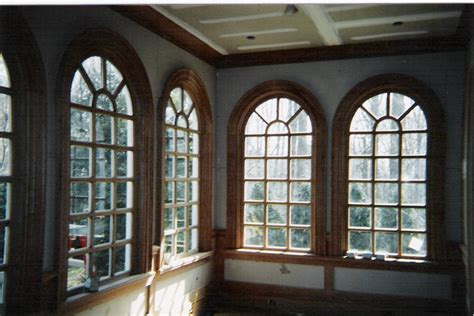 window design custom made built wood windows reproduce replicate sashes
