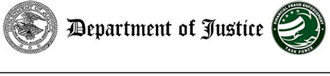 Department Of Finance Letterhead Former Financial Services Executive Indicted For His Participation In A Far Reaching Conspiracy