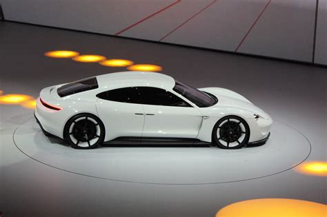 porsche mission e electric porsche mission e would be awesome if