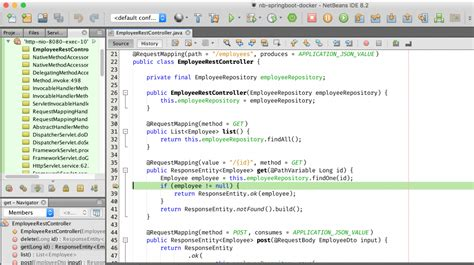 spring tutorial using netbeans how to write a java ee application using spring boot and