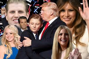 donald family photos donald trump s wife ex wives and children a guide to