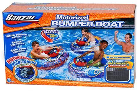 banzai motorized bumper boat instructions banzai aqua blast inflatable motorized water blaster