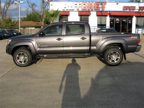 Tacoma Bed Length by Toyota Tacoma Bed Length
