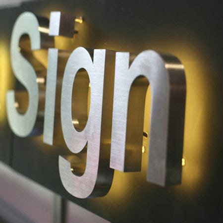 signage design and manufacturing mumbai acrylic sign board