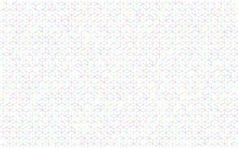 background pattern png download clipart prismatic isometric cube wireframe pattern no