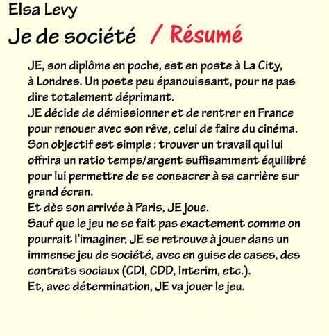 Resume Preface