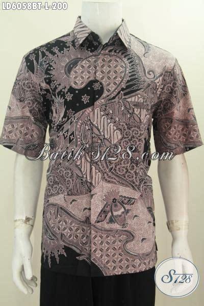 Hem Batik Bagus hem batik bagus buatan kemeja batik cowok untuk