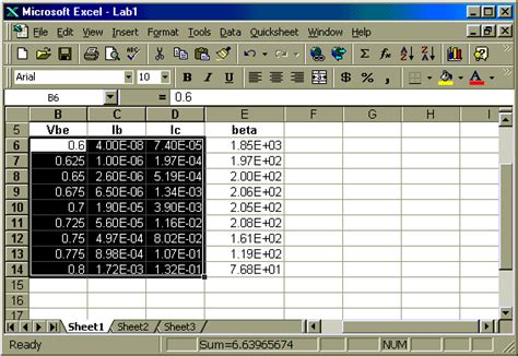 excel tutorial lessons excel tutorial