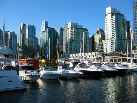 seattle boat show hotel specials coal harbour boats and floating homes picture of the