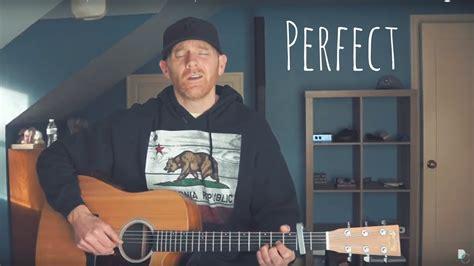 ed sheeran perfect spotify ed sheeran perfect derek cate acoustic cover on