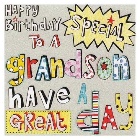 Happy Birthday Wishes To Grandson Happy Birthday Grandson Quotes Quotesgram