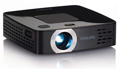Proyektor Philips picopix pocket projector ppx2480 eu philips