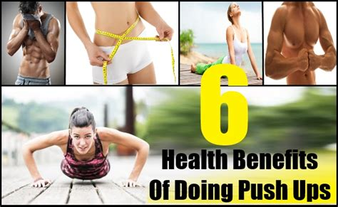 benefits of doing push ups 6 health benefits of doing push ups home