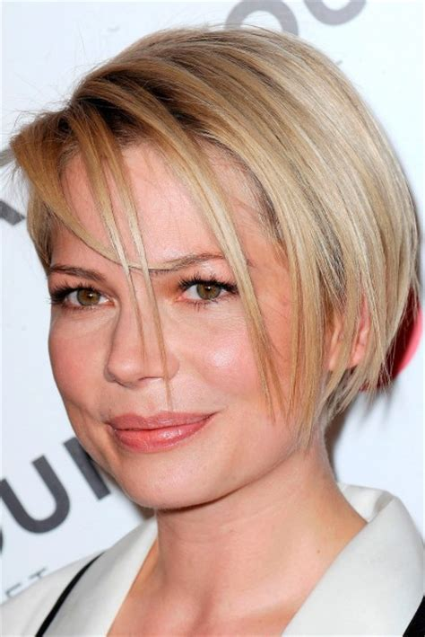 Michelle Williams 2013 Hairstyle   Short Hairstyle 2013