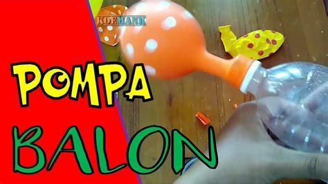 Cara Tiup Balon cara membuat alat tiup balon dari botol plastik koemank
