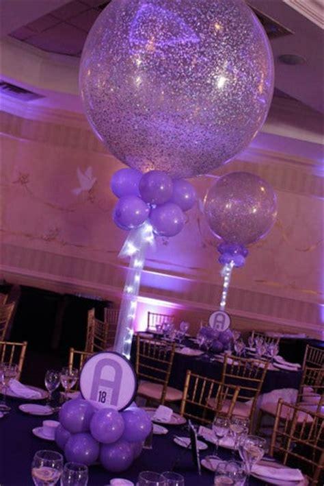 centros de mesa para 15 aos con globos imagenes de arreglos de globos para 15 a 241 os sencillos