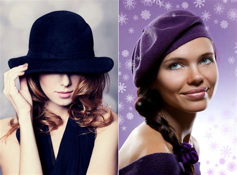 Hairstyles For Hats by Hairstyles To Wear With Winter Hats Hairstyles