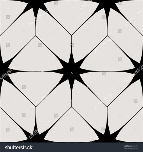 linear pattern finder seamless linear pattern with thin lines and stars stock