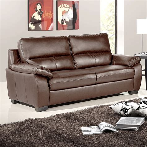 dark brown leather couches artena dark brown leather sofa collection