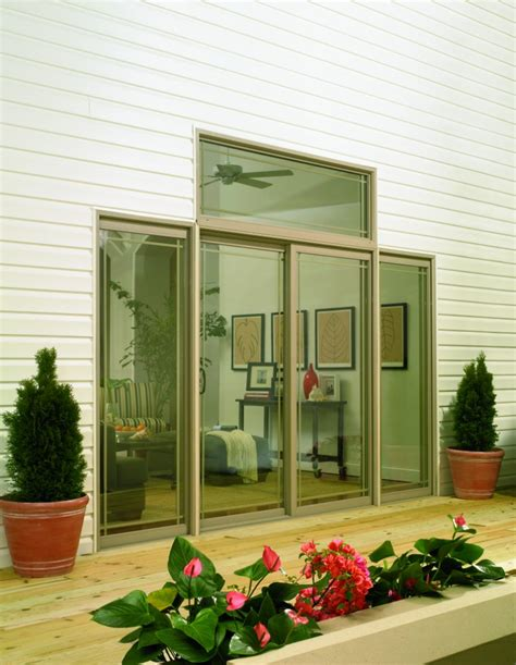 How Much To Fit Patio Doors How Much Does A Replacement Patio Door Cost The Window Seat