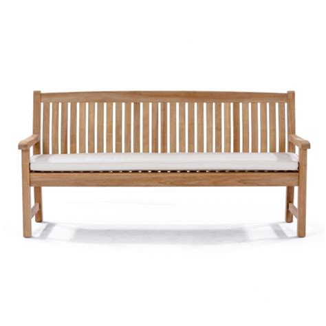 6 bench cushion 6 ft bench cushion westminster teak outdoor furniture