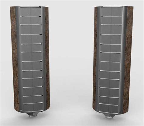 Speaker Wisdom wisdom audio series ls4 and ls3 speakers look audioholics