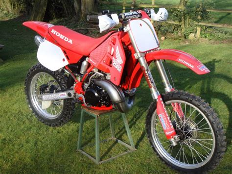 cr fir 1989 honda cr250 moto zombdrive