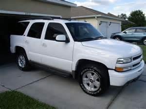 2004 Chevrolet Tahoe Mpg Purchase Used 2004 Chevrolet Tahoe Z71 Sport Utility 4