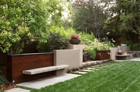 modern retaining wall modern retaining wall garden inspiration pinterest retaining walls modern and lighting