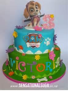 torte compleanno della paw patrol skye blogmamma blogmamma