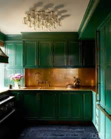Green Cabinets In Kitchen Green Kitchen Cabinet
