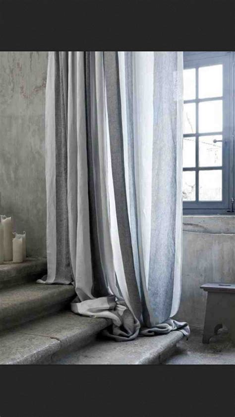 puddling drapes puddle curtains project house pinterest window