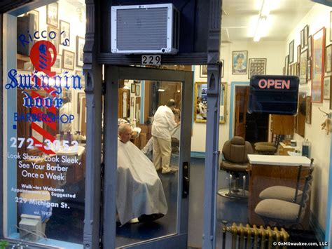 barber downtown ta at ricco s i found what i hadn t realized i was missing