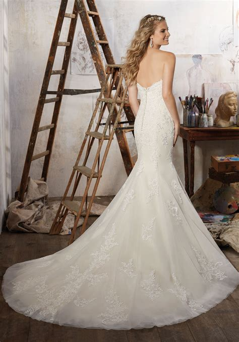 a dress for a wedding magnolia wedding dress style 8109 morilee