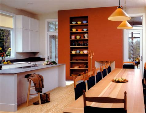 accent wall ideas for kitchen 9 accents wall colors that can spice up any kitchen