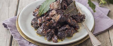 come cucinare il cinghiale in salmi ricetta cinghiale in salm 236 agrodolce