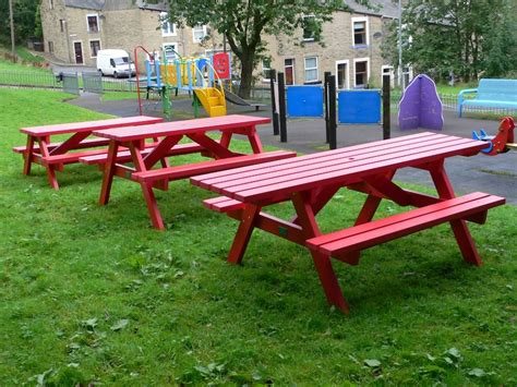 outdoor classroom furniture recycled plastic playground furniture education
