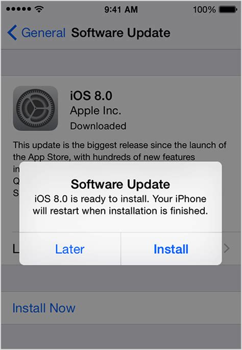 how to update and install ios 8 iphone ipad ipod touch update the ios software on your iphone ipad and ipod