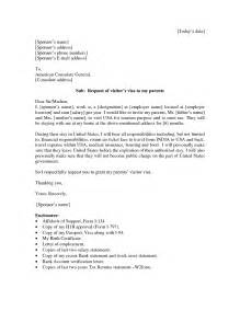residence of employment letter for visa application in a