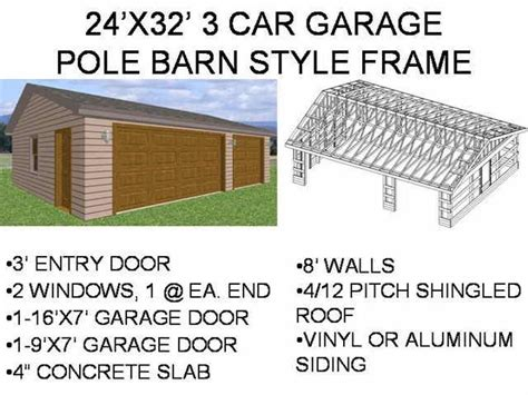 pole barn plans pole barn plans sds plans