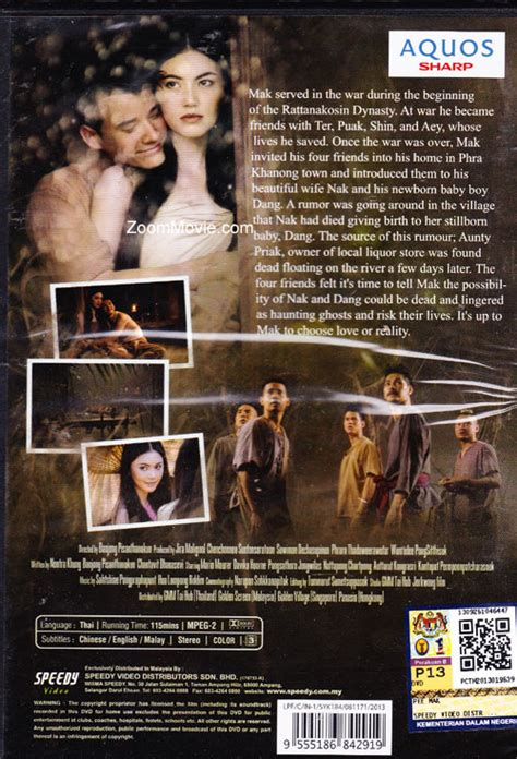 film pee mak translate indonesia pee mak dvd thai movie 2013 cast by mario maurer