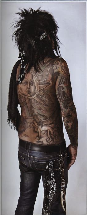 nikki sixx tattoos 41 best sixx images on sixx