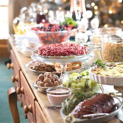 exchange of oranges in new year 3 ideas para organizar una cena buffet