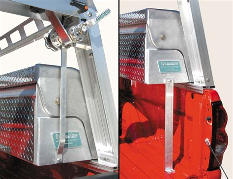Box Truck Rack System by Access Truck Tool Boxes Mounting System One Aluminum Ladder Racks Truck Racks