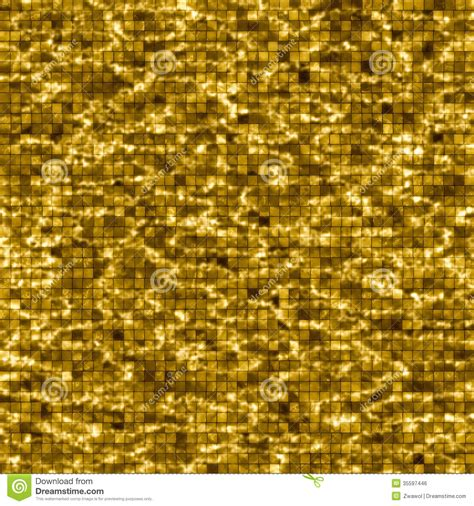 gold pool water background stock illustration