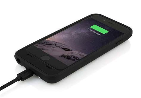Is Iphone 6 Qi Enabled Incipio Ghost Qi Iphone 6 Battery With Wireless Charging Receiver Gadgetsin