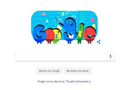 doodle animado do hoy tamaulipas celebra el dia maestro con