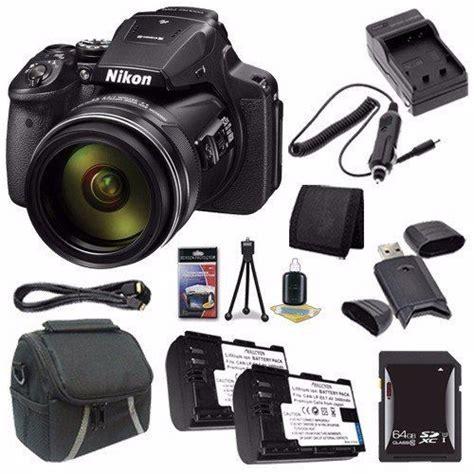 nikon coolpix p900 16mp digital international model no warranty en el23 battery
